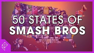 Which Super Smash Bros. Ultimate character is your state?