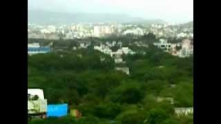 Aerial View of Pune