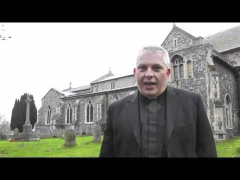 New Archdeacon of Norfolk Appointed