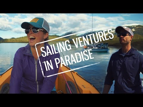 THE AMAZING PLACES A SAILBOAT CAN TAKE YOU | EIGHT FATHOM BIGHT