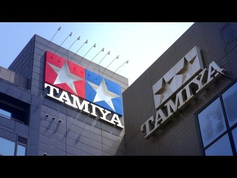 TAMIYA Head Office Japan - visited by Matteomeier