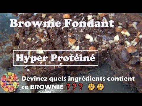♡-brownie-fondant-hyper-protÉinÉ- -je-teste-la-recette-de-la-chaîne-hervé-cuisine-♡