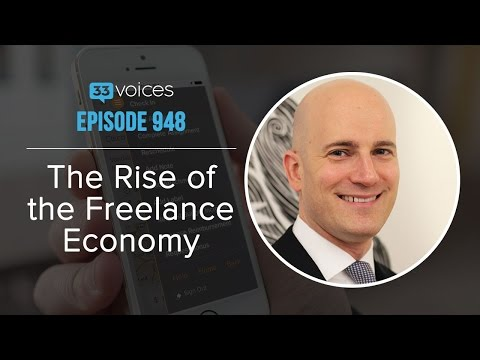 Episode 948 | The Rise of the Freelance Economy with Jeff Wald Co-Founder of Work Market