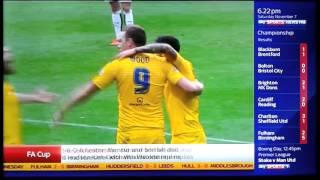 Huddersfield 0-3 Leeds