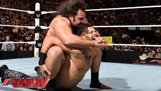 Fandango vs. Rusev: Raw, May 4, 2015
