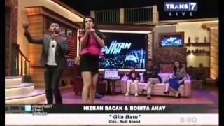 Video Penampilan Hizrah Bacan & Bonita Ahay Live Hitam Putih Trans 7 download MP3, 3GP, MP4, WEBM, AVI, FLV Mei 2018