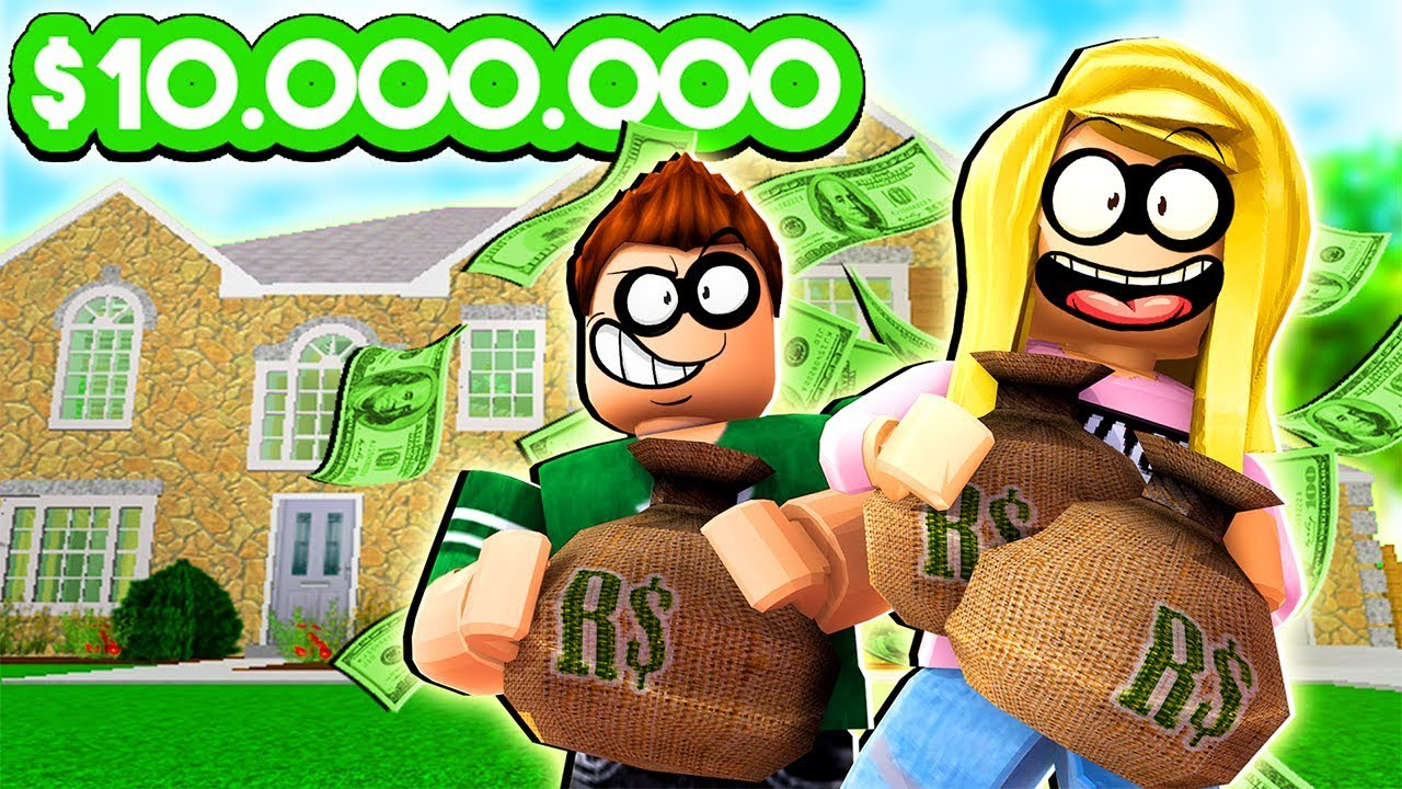 How To Get 10 000 000 Robux Fast Roblox W Jelly Youtube
