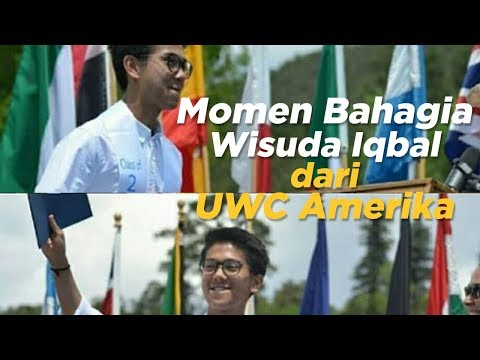 Momen Bahagia Iqbaal Ramadhan Lulus Kuliah di Amerika Serikat
