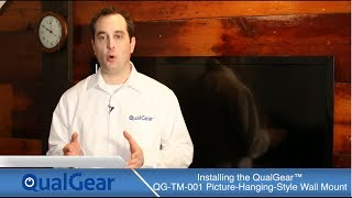 Installation of QualGear™ QG-TM-001 Ultra Slim Fixed Wall Mount for most 13 to 70-Inch LED TVs