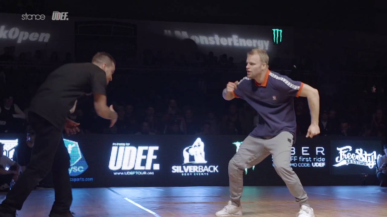 Thesis vs Niek [top 32] // .stance x UDEFtour.org // Silverback Open 2016