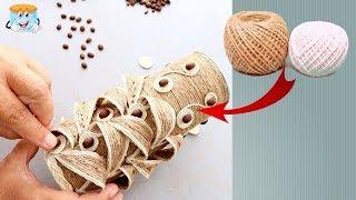 як зробити саморобку з кавових зерен своїми руками