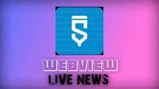 Webview - Live News