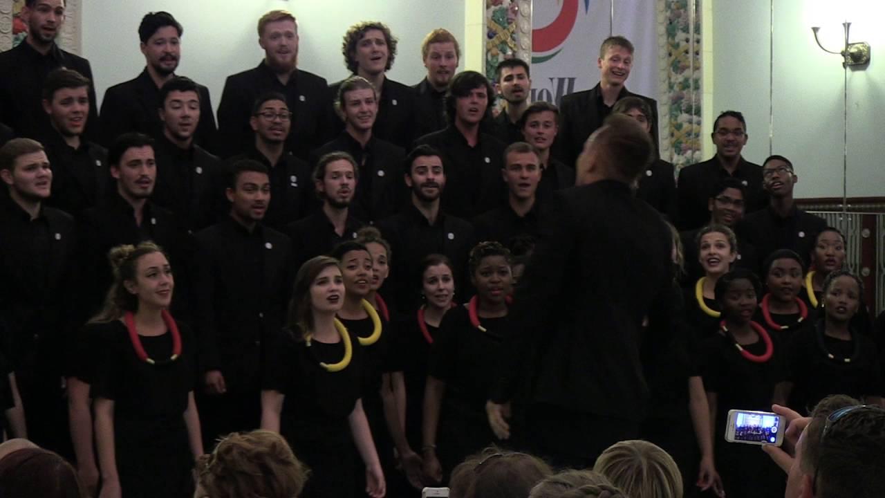 World Choir Games 2016 - Stellenbosch University Choir