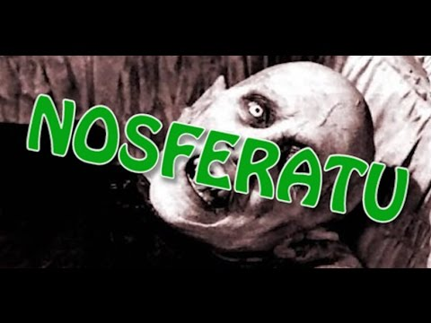 Max Schreck. El verdadero Nosferatu