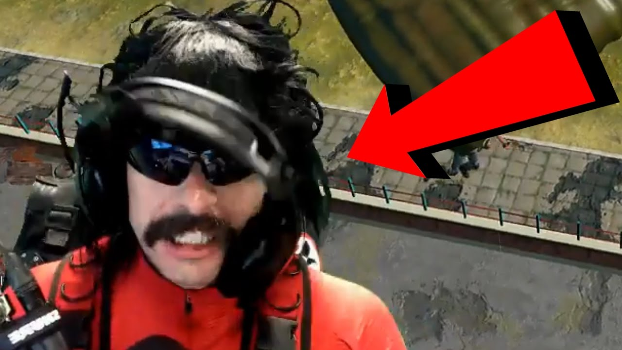 Dr Disrespect HITS Desk and RAGES in Duos with Ninja in ...