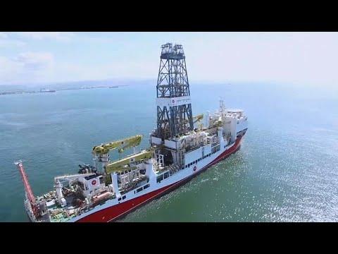 euronews (deutsch): Türkei um Zypern streiten um Erdgas im Mittelmeer