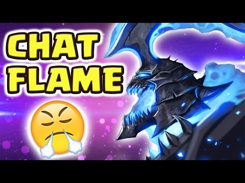 THE CRAZIEST TEAM FIGHT EVER | FLAMING IN ALL CHAT (HECARIM JUNGLE) - Nightblue3