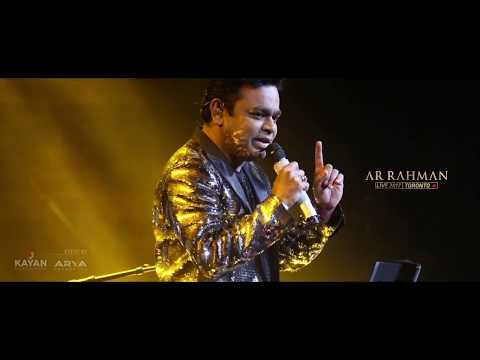 Pennalla Pennalla Oothaapoo | Srinivas | Benny Dayal | Haricharan - AR Rahman Live 2017