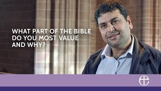 What part of the bible do you value the most? - Our faith
