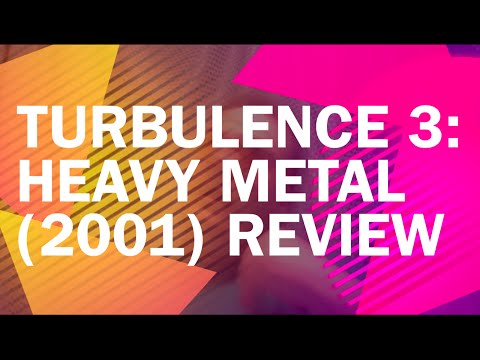 Turbulence 3: Heavy Metal (2001) Review