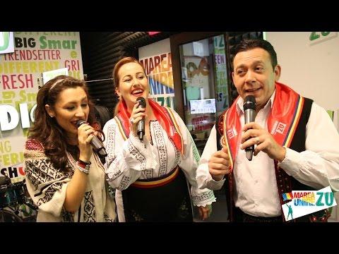 Andra, Sandel si Aurora Mihai - Lucru mare-i omenia (Live la Marea Unire ZU)