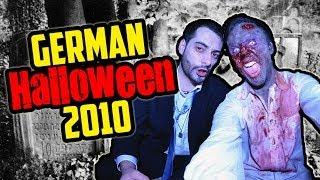 German Halloween 2010 | Germanizing Retro Vlogs | 10