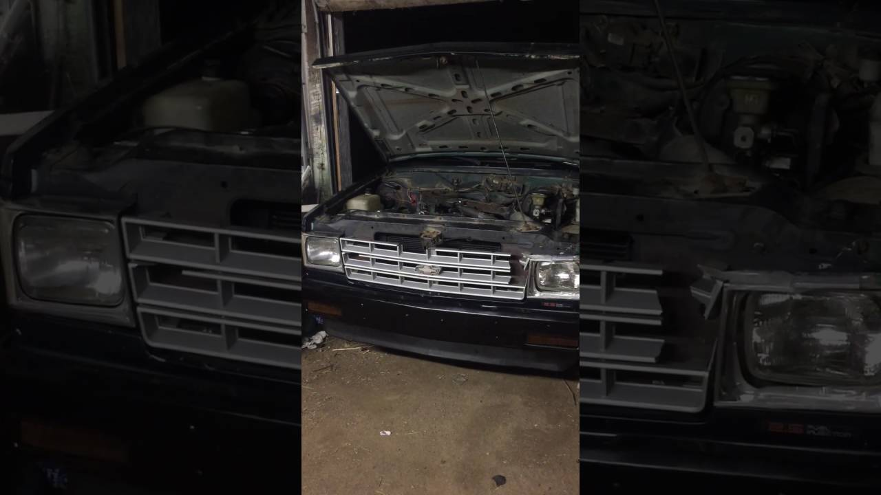 1991 Chevy S10 Rough Idle