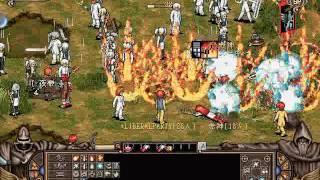 【GODIUS(ガディウス)】2004年 8月ギルドベース戦 LIBERALPARTY vs 赤神 撮影者:ポーシャ♪