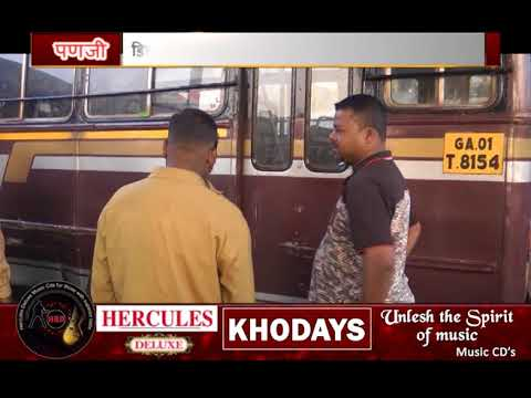 City Bus Coming From Wrong Direction Crushes 5 People At Panjim Bus Stand