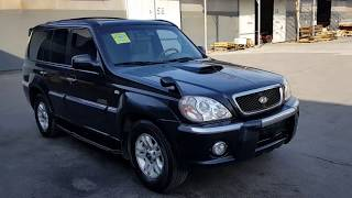 Korean Used Car - 2004 Hyundai Terracan Jx290 4WD Sunroof A/T [Autowini.com]