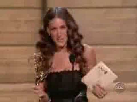 EMMY AWARDS: SEX IN THE CITY: Sarah Jessica Parker