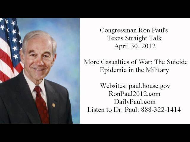 What rhetorical strategies is Ron Paul using in the election?and are the ineffective or effective?PLEASE HELP!
