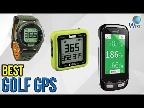 6 Best Golf GPS 2017