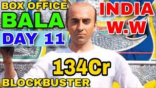Bala Movie Box Office Collection Day 11 | Blockbuster Business | India,W.W | Ayushman khurana