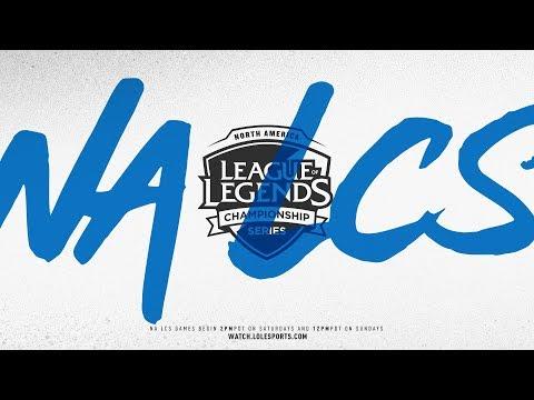 NA LCS Summer (2018) | Week 1 Day 2