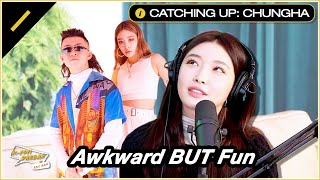 """Download lagu CHUNGHA ON HER """"UNFORGETTABLE"""" COLLAB WITH RICH BRIAN I KPDB EP. #83 HIGHLIGHT"""
