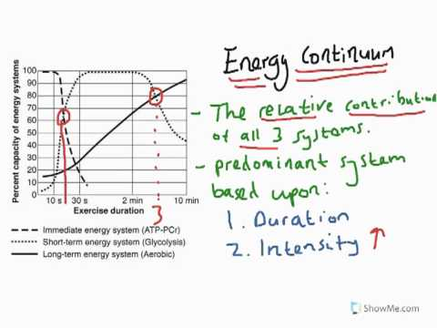 A2 P E  Revision  Energy Continuum