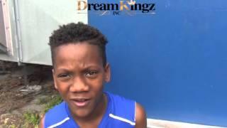 CJ FISHER POST GAME INTERVIEW WITH DREAMKINGFILMZ
