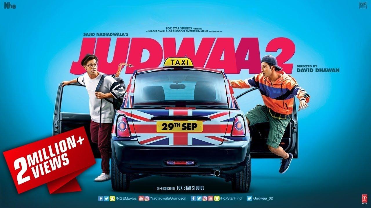 Download Judwaa 2 ( जुडवा २ ) 22 September 2017