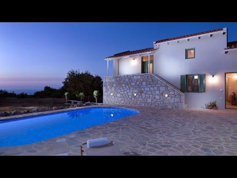 Forest Villas - Private Villas in Crete, near the beach and the City