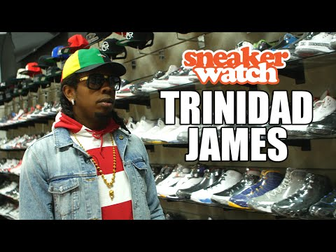 Trinidad Jame$: Air Jordan 1-14 Are Wearable Lifestyle and Ball Shoes