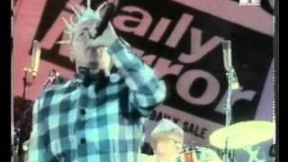 Sex Pistols - Pretty Vacant (Live) Promo, 1996.