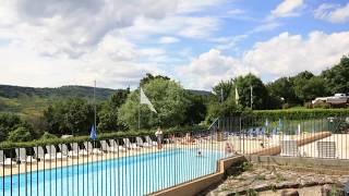 2016  Camping Les Charmilles in Darbres -Frankrijk