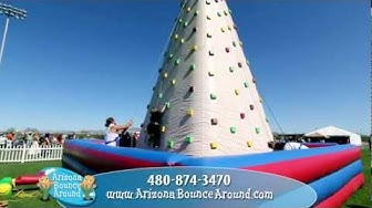Rock Climbing Wall Rental Phoenix AZ - Rock Wall Rentals AZ