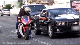 Motos esportivas acelerando em Curitiba - Parte 14