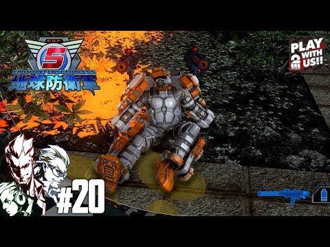 #20【TPS】弟者,兄者,おついちの「地球防衛軍5」【2BRO.】