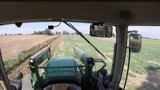 Podwórkowy Vlog #71 Wjechaliśmy w kolejne hektary, gruberowanie na nowej dzierżawie