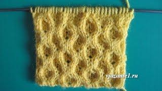 Плетение узор