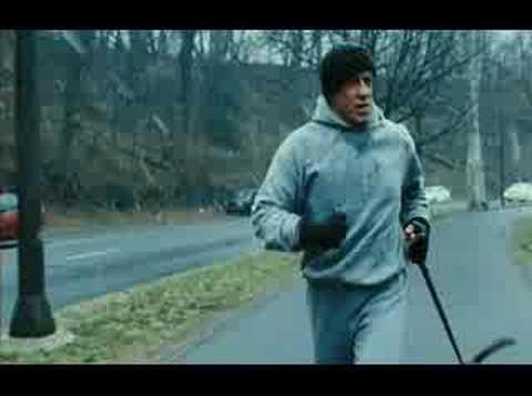 Rocky Balboa 6 Training scene - YouTube