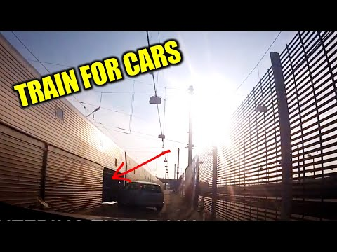 How it works? EUROTUNNEL 2017 UK TO FRANCE Channel Euro Tunnel